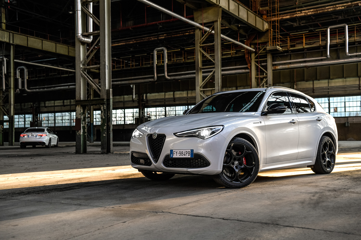 Car News | Alfa Romeo launches new Stelvio Veloce TI | CompleteCar.ie