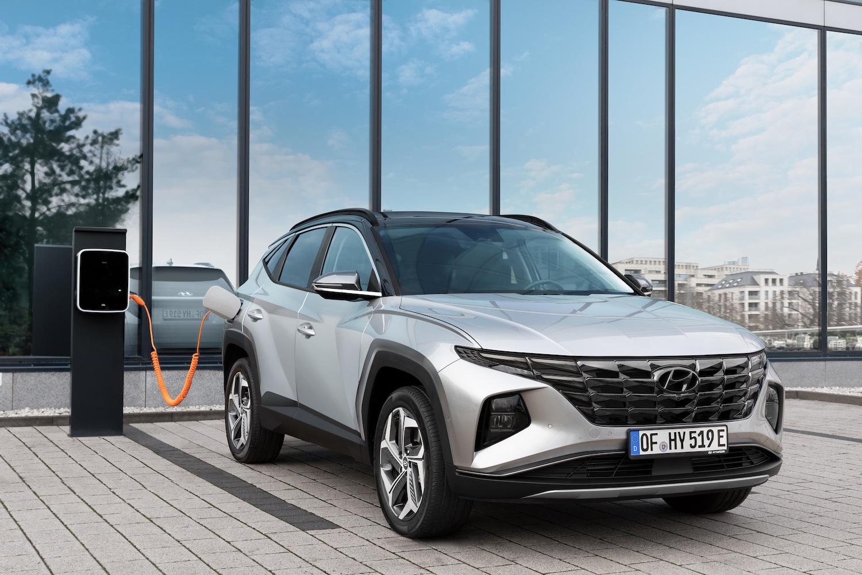 Car News | Hyundai Tucson plug-in hybrid model details | CompleteCar.ie