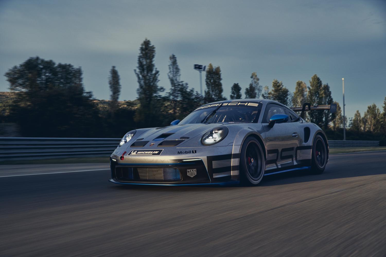 Car News | Porsche shows off new 911 GT3 Cup racer | CompleteCar.ie