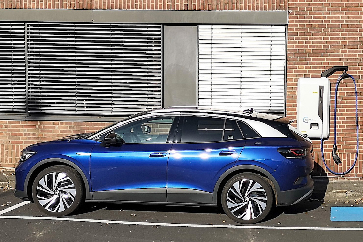Car News | Volkswagen developing faster home charger | CompleteCar.ie