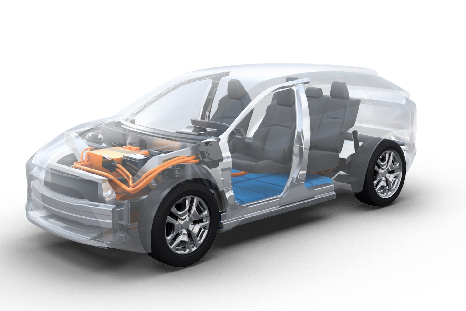 Car News | Subaru confirms first all-electric model for Europe | CompleteCar.ie
