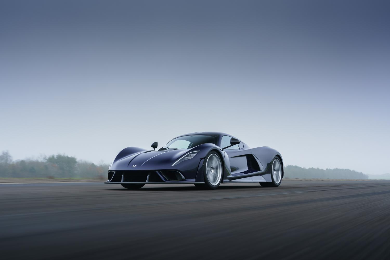 Car News | Hennessey unveils outrageous 1,817hp Venom F5 | CompleteCar.ie