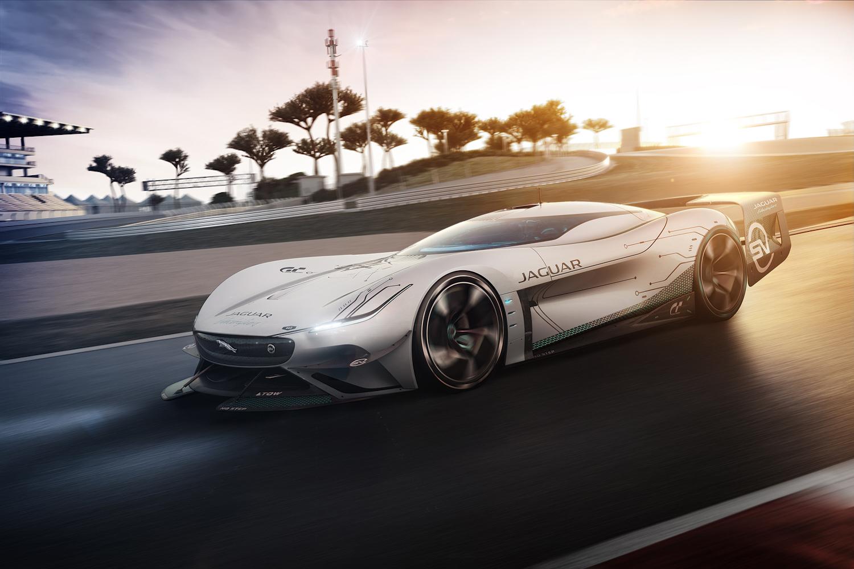 Car News | Jaguar mocks up 1,903hp electric racer | CompleteCar.ie