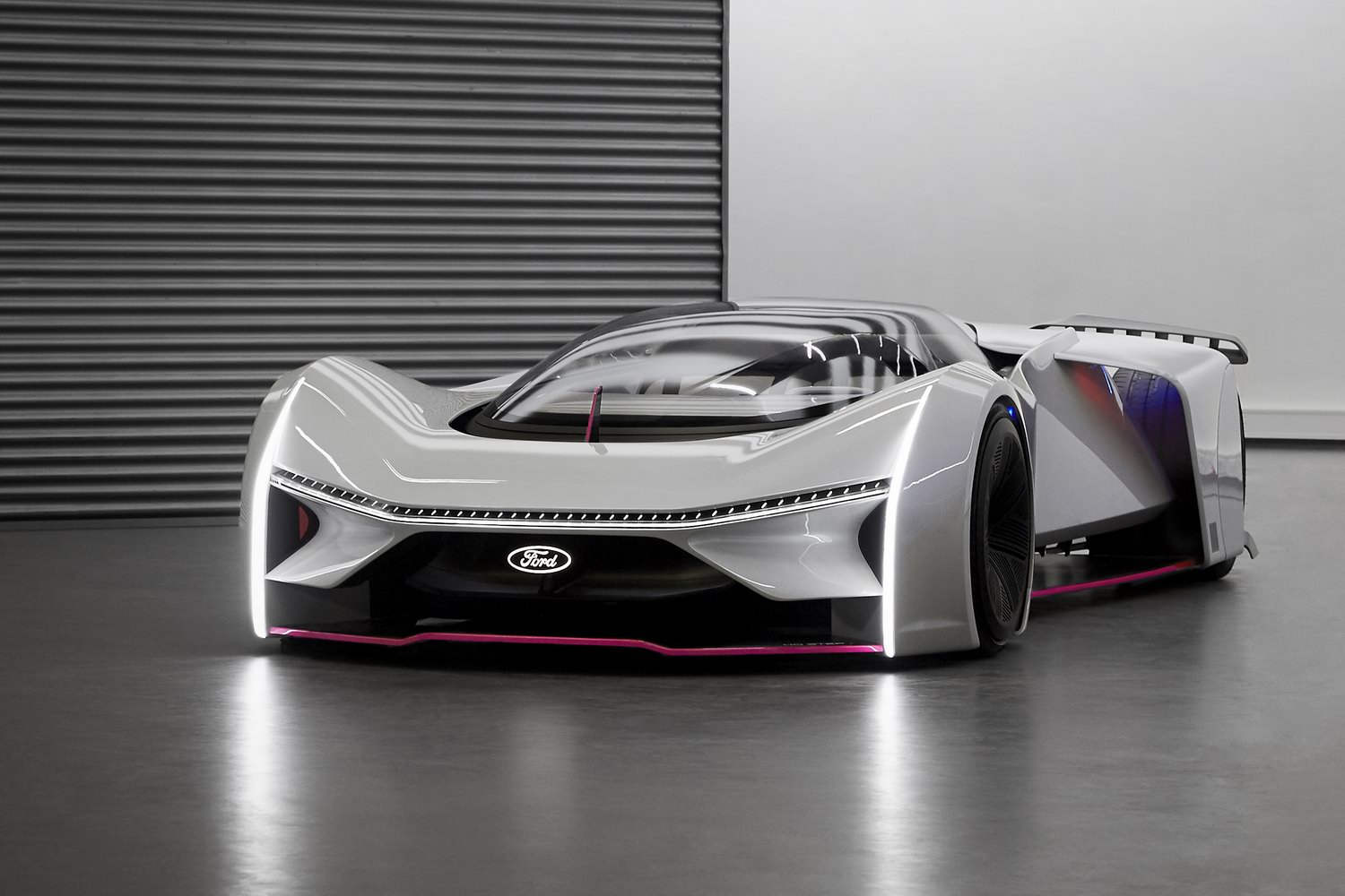 Car News | Ford's virtual racer becomes reality | CompleteCar.ie