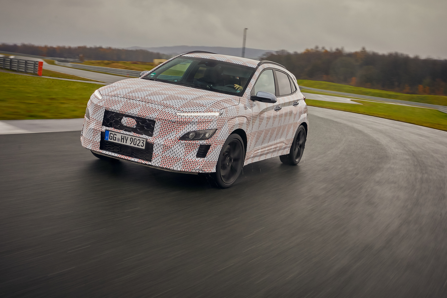 Car News | Hyundai introduces the 'hot' Kona N | CompleteCar.ie