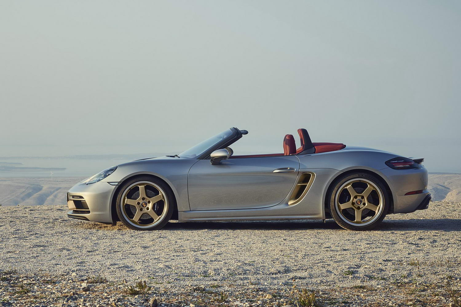 Car News | Porsche special celebrates Boxster's 25th | CompleteCar.ie