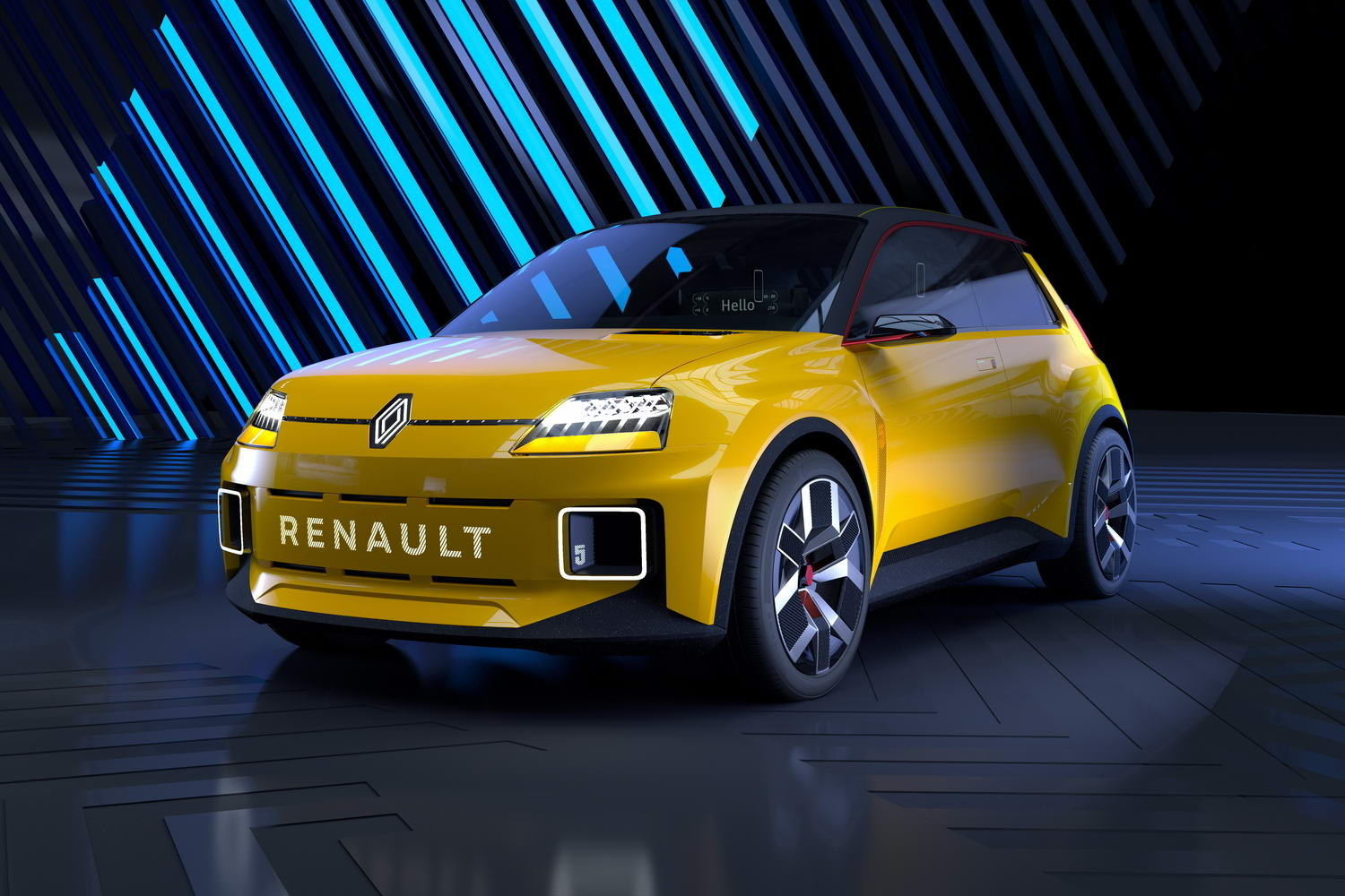 Car News | Renault stuns with new electric 5 | CompleteCar.ie