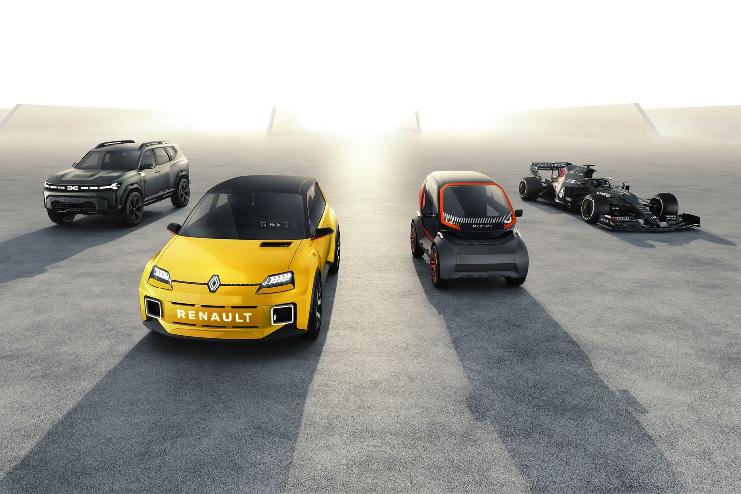 Car News | Renault's grand revival plan | CompleteCar.ie