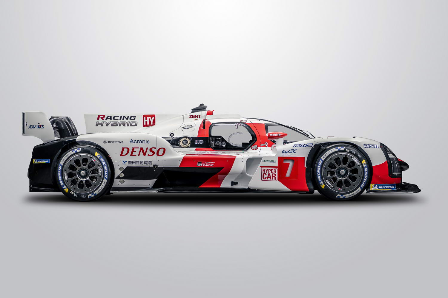 Car News | Toyota shows off dramatic new Le Mans racer | CompleteCar.ie