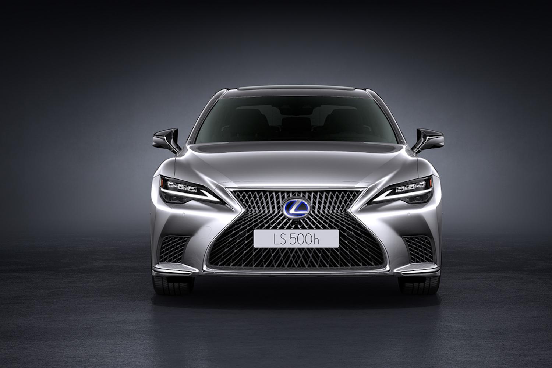 Car News | Lexus updates flagship LS hybrid | CompleteCar.ie