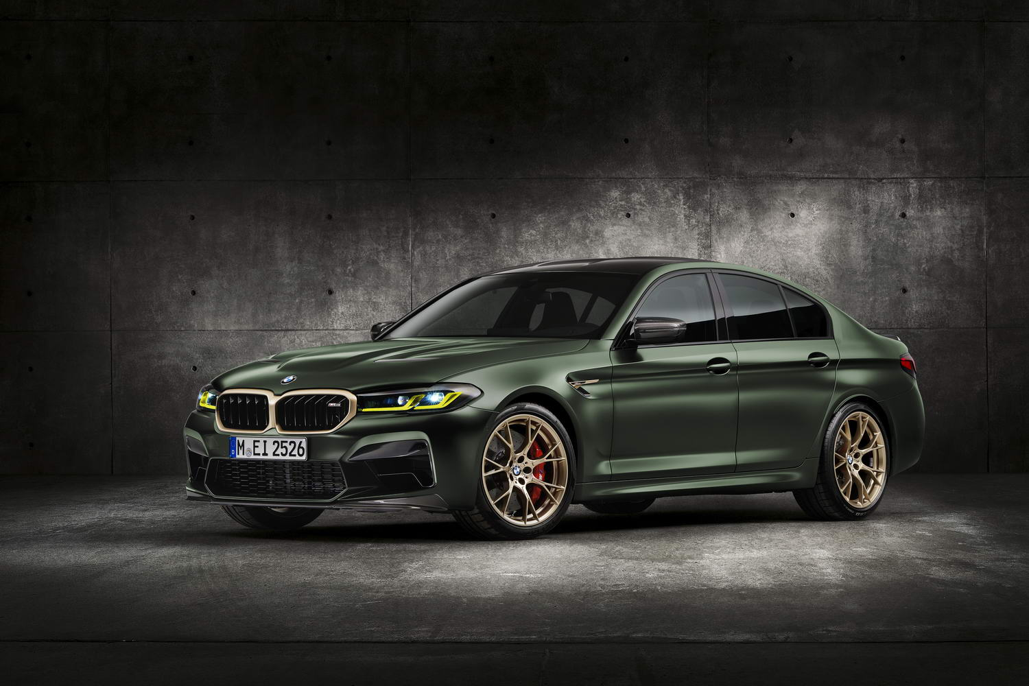 Car News | BMW M5 CS is lighter, with 635hp | CompleteCar.ie