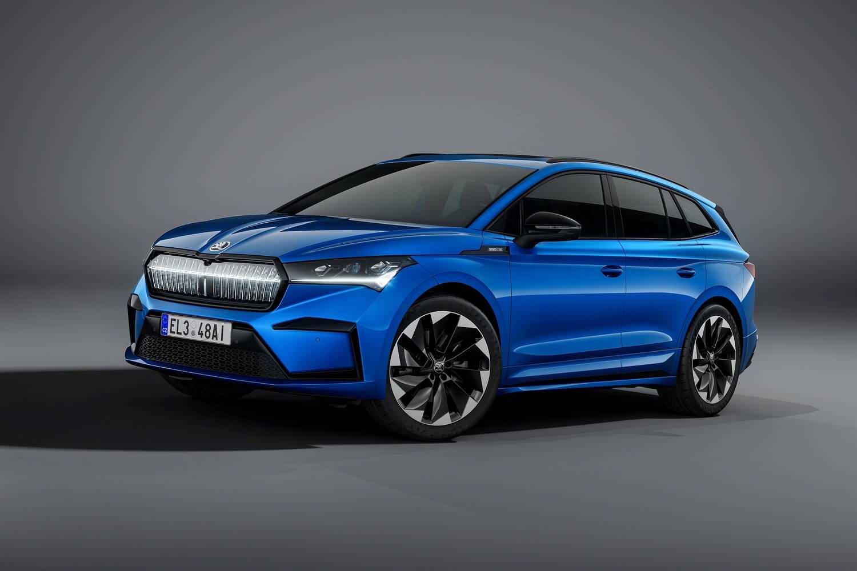 Car News | Skoda Enyaq Sportline iV revealed | CompleteCar.ie