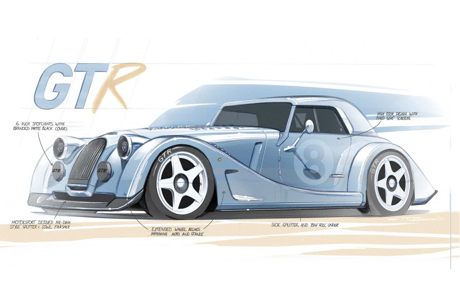 Car News | Morgan resurrects the Plus 8 | CompleteCar.ie