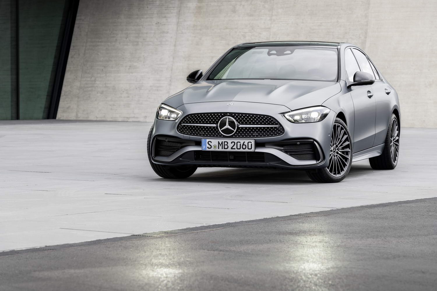 Car News | Mercedes details all-new 2021 C-Class | CompleteCar.ie