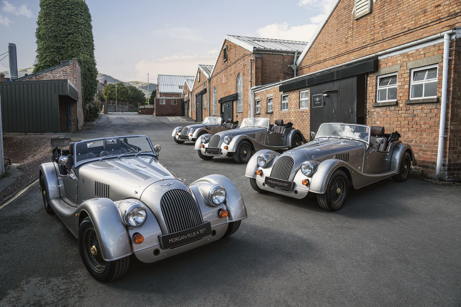Car News | New Morgan Motor Company dealer for Ireland | CompleteCar.ie