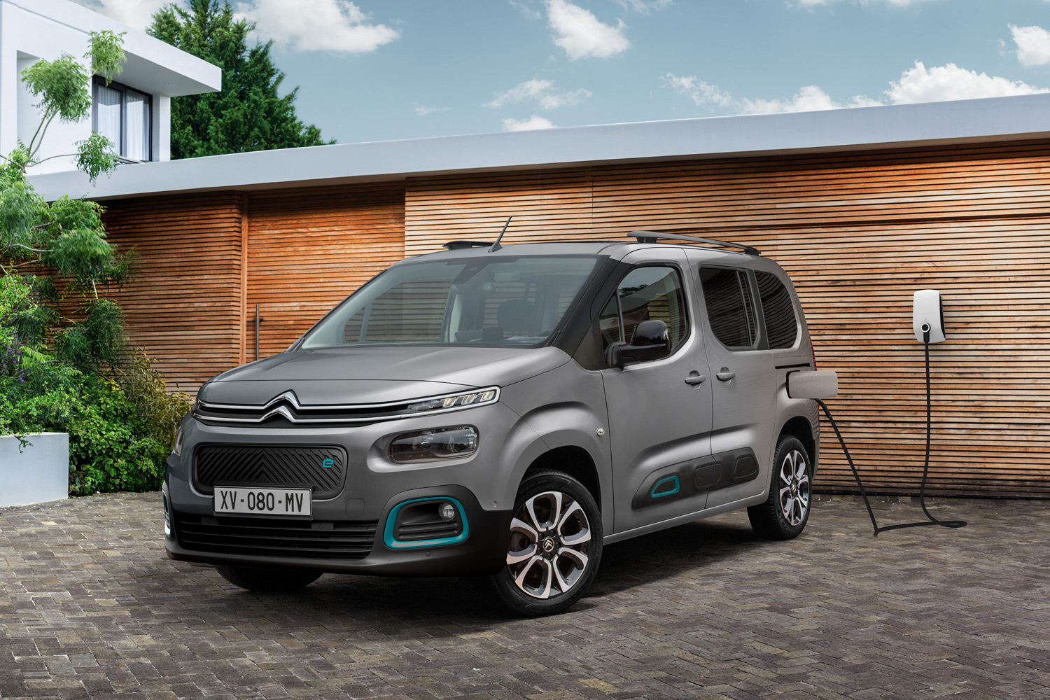 Car News | Citroen launches e-Berlingo electric MPV | CompleteCar.ie