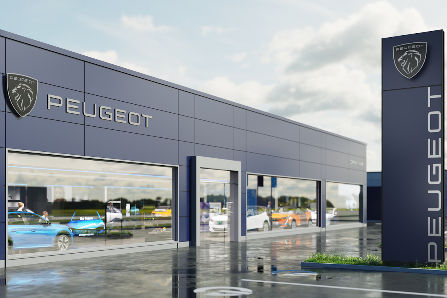 Car News | Peugeot gets a new badge | CompleteCar.ie