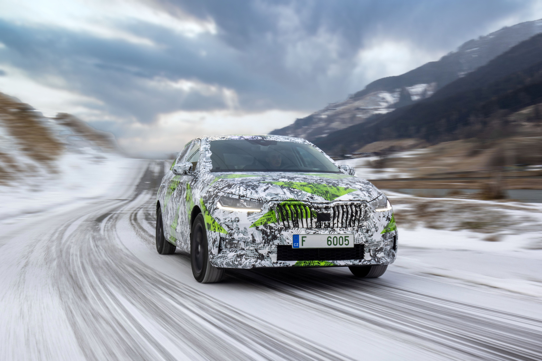 Car News | First details drop on fourth-gen Skoda Fabia | CompleteCar.ie