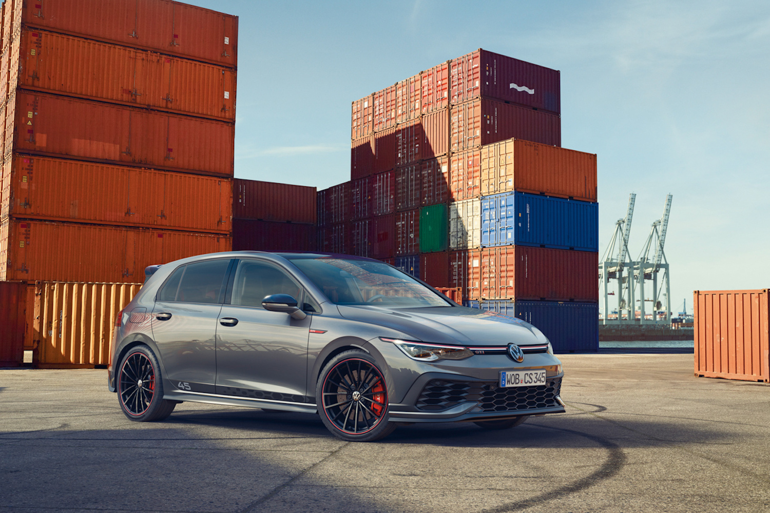 Car News | Volkswagen Golf GTI Clubsport 45 | CompleteCar.ie