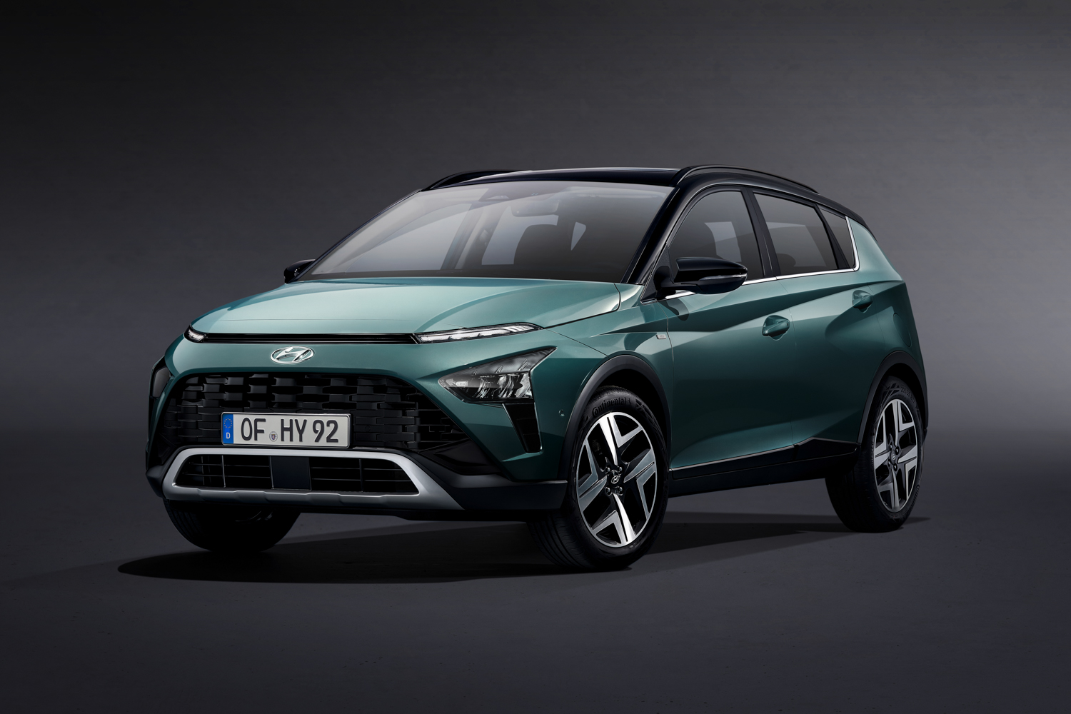 Car News | Hyundai Bayon crossover launched | CompleteCar.ie