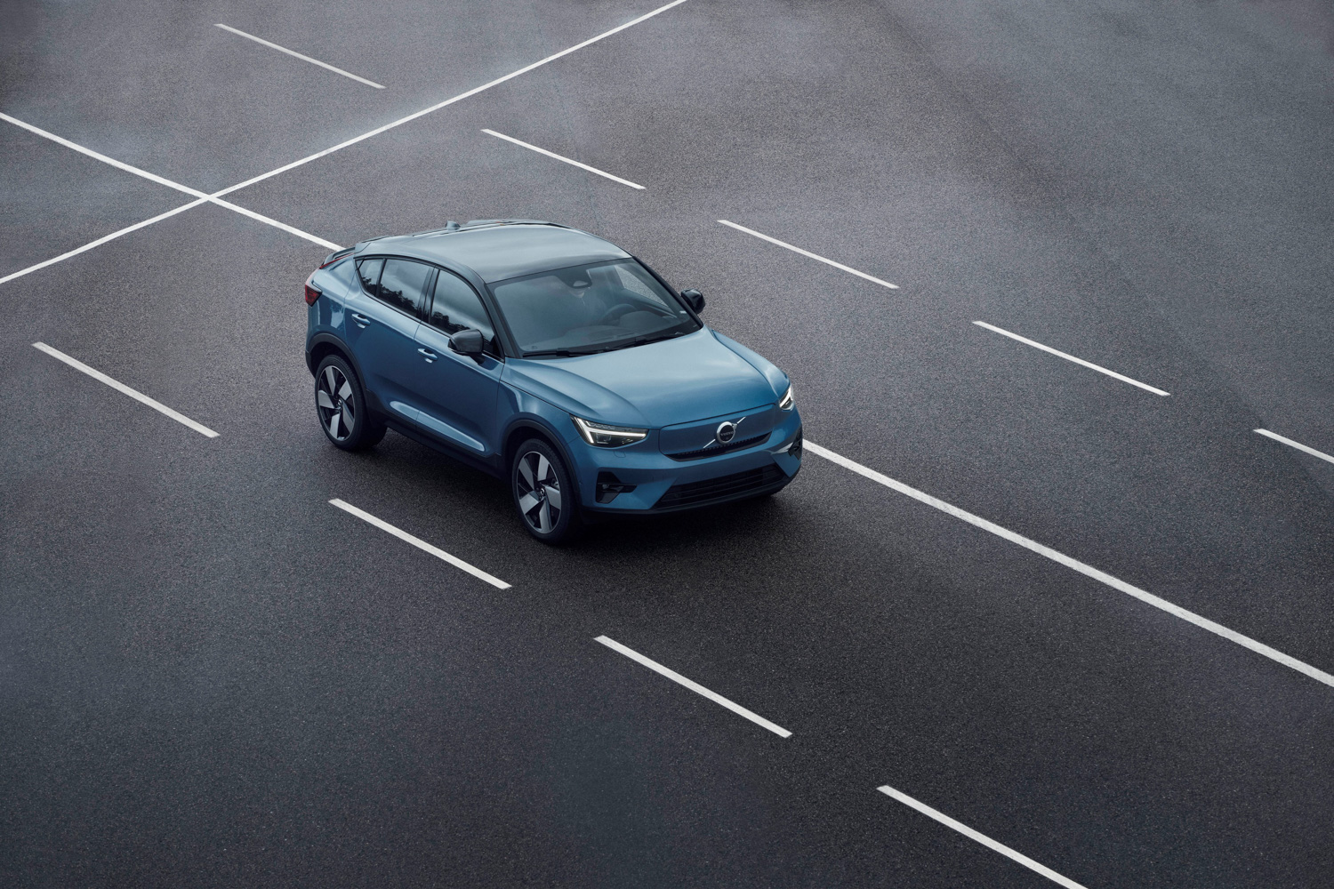 Car News | Volvo C40 Recharge launched | CompleteCar.ie