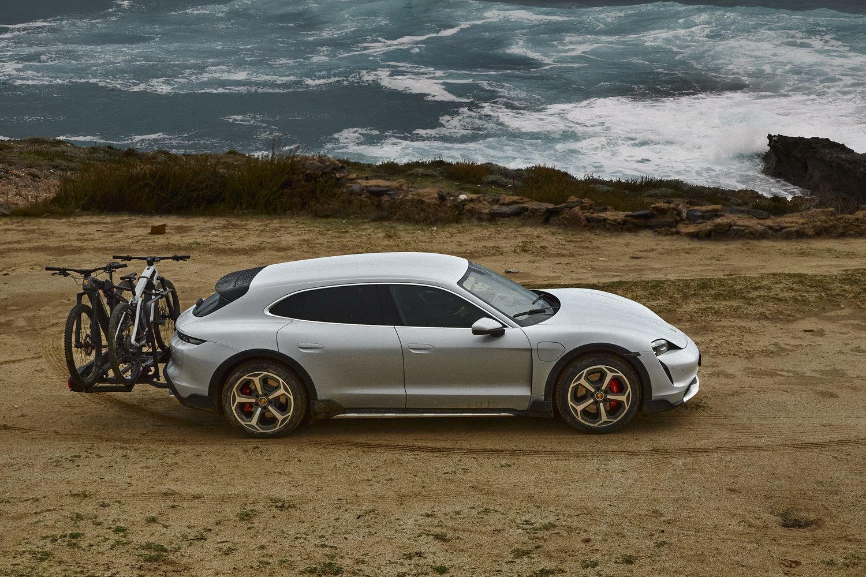 Car News | Porsche Taycan Cross Turismo revealed | CompleteCar.ie