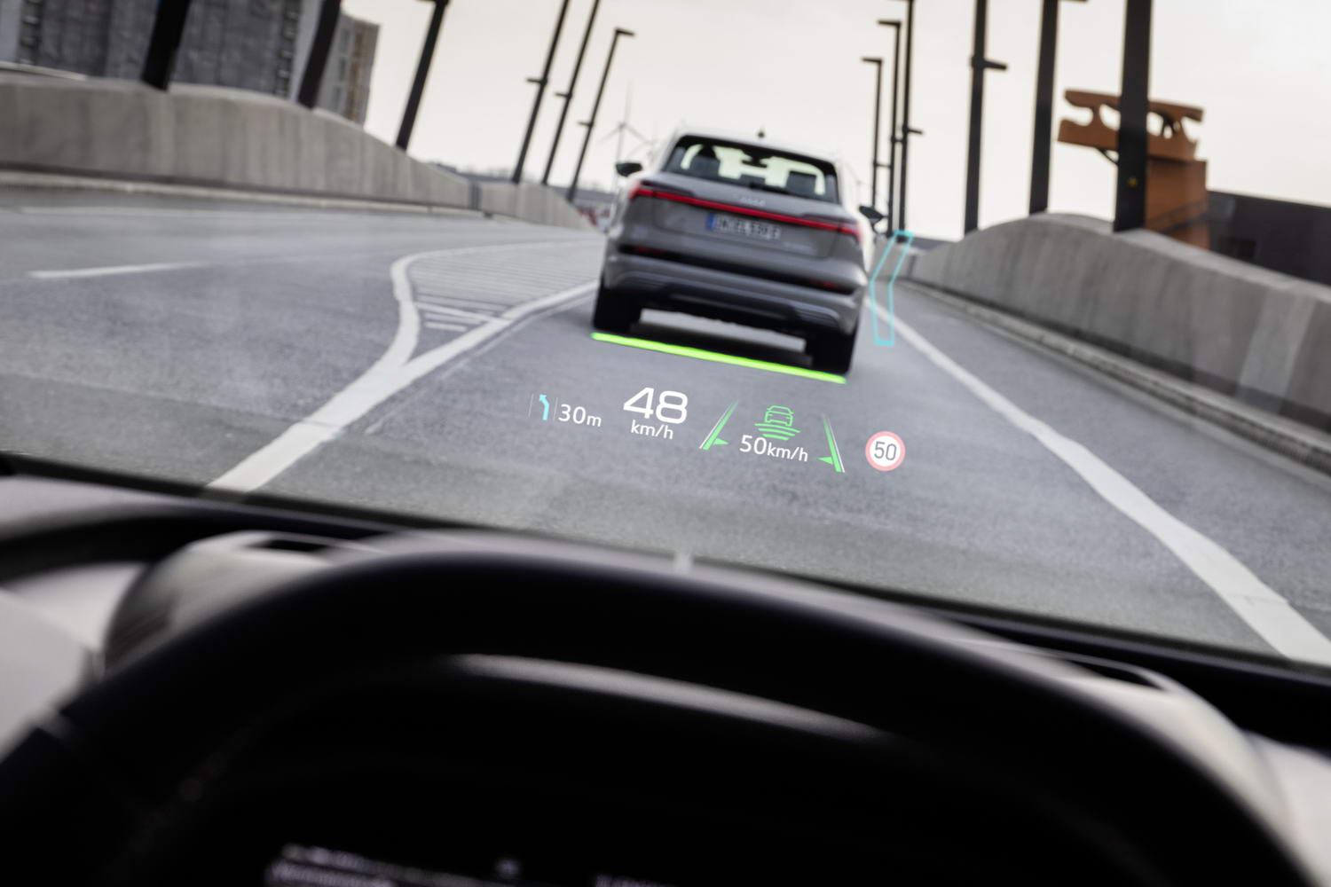 Car News   Audi's electric Q4 gets augmented reality   CompleteCar.ie