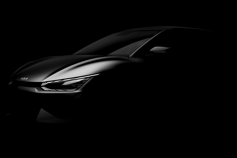 Car News   Kia teases its new EV6 electric car   CompleteCar.ie