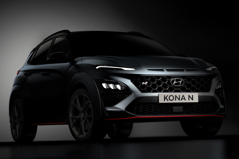 Car News   Hyundai Kona N first glimpse   CompleteCar.ie