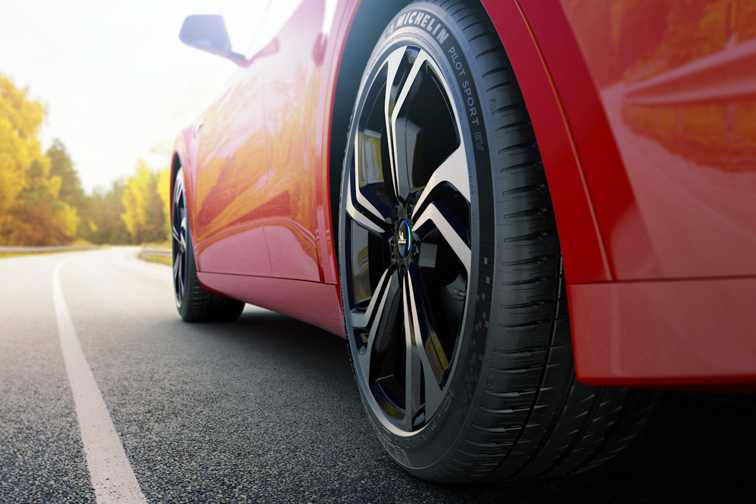 Car News   Michelin launches electric sports car tyre   CompleteCar.ie