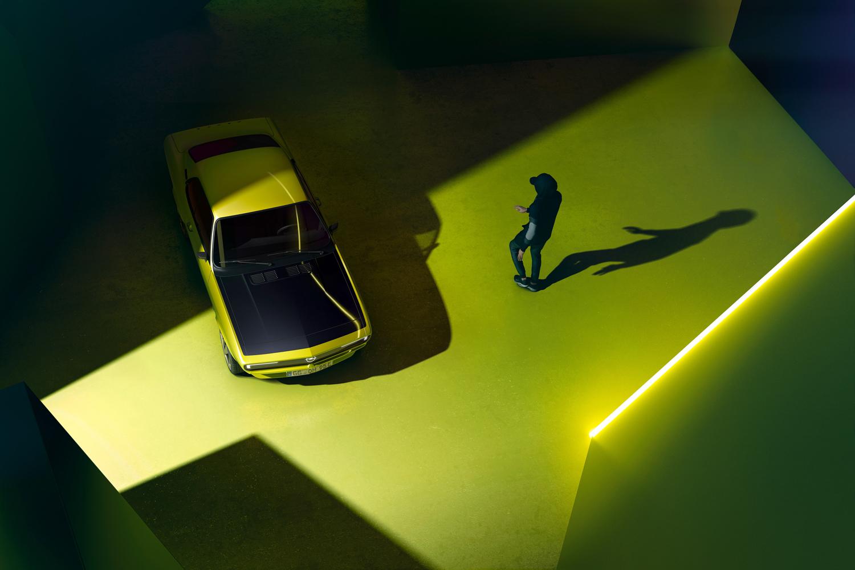 Car News   Opel Manta GSe ElektroMOD   CompleteCar.ie