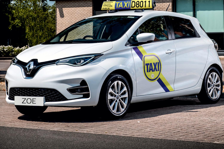 Car News   Renault affordable EV taxi scheme   CompleteCar.ie