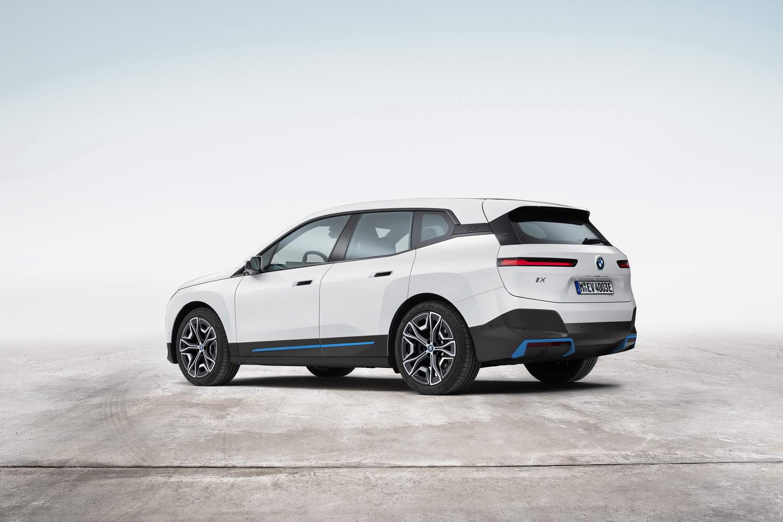 Car News | Irish pricing for 2021 BMW iX EV | CompleteCar.ie