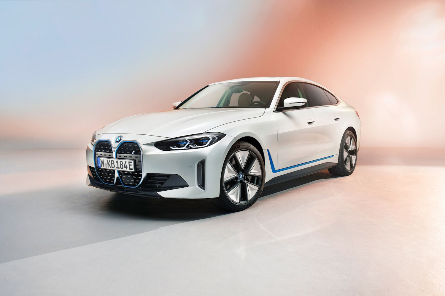 Car News | BMW shows production i4 at conference | CompleteCar.ie