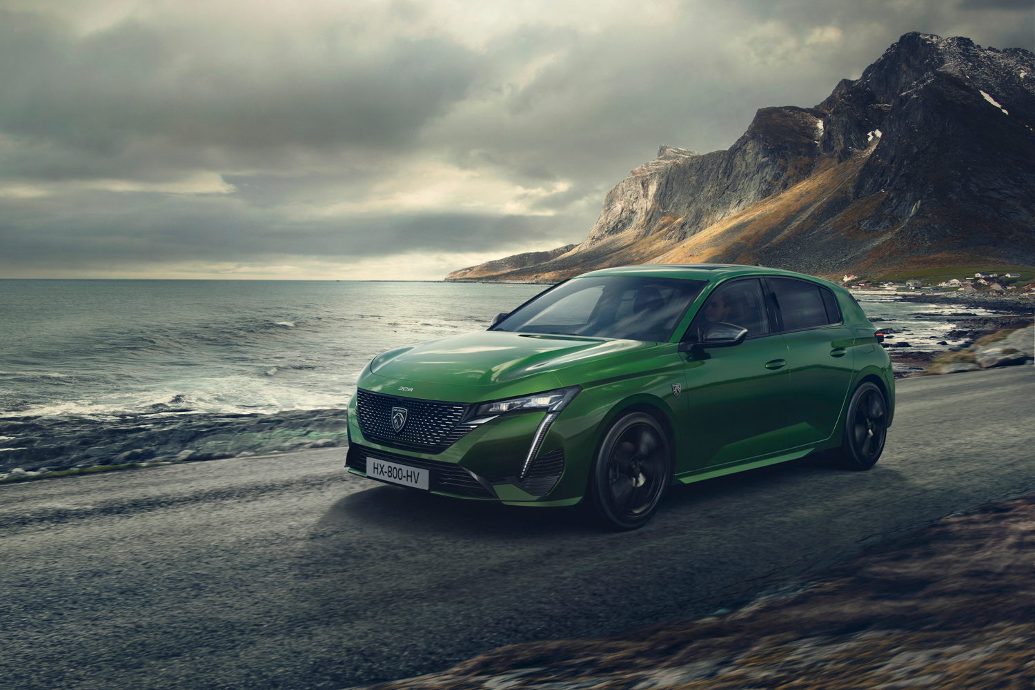 Car News | New Peugeot 308 revealed in full | CompleteCar.ie