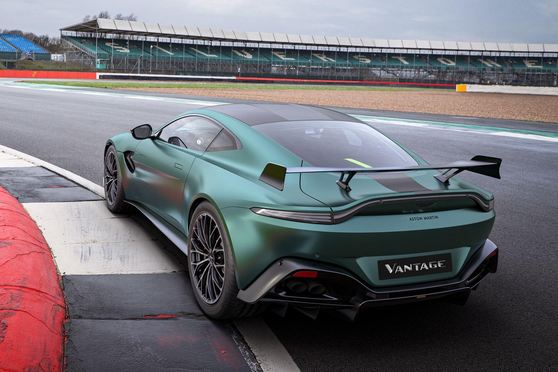 Car News | Aston drops Vantage F1 Edition bombshell | CompleteCar.ie