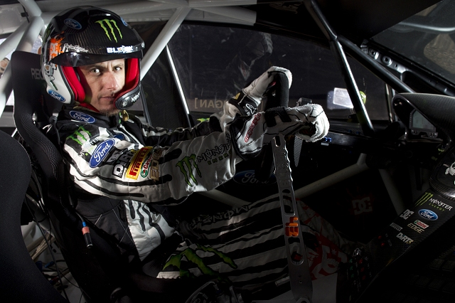 Car News | Ken Block gets into F1 | CompleteCar.ie