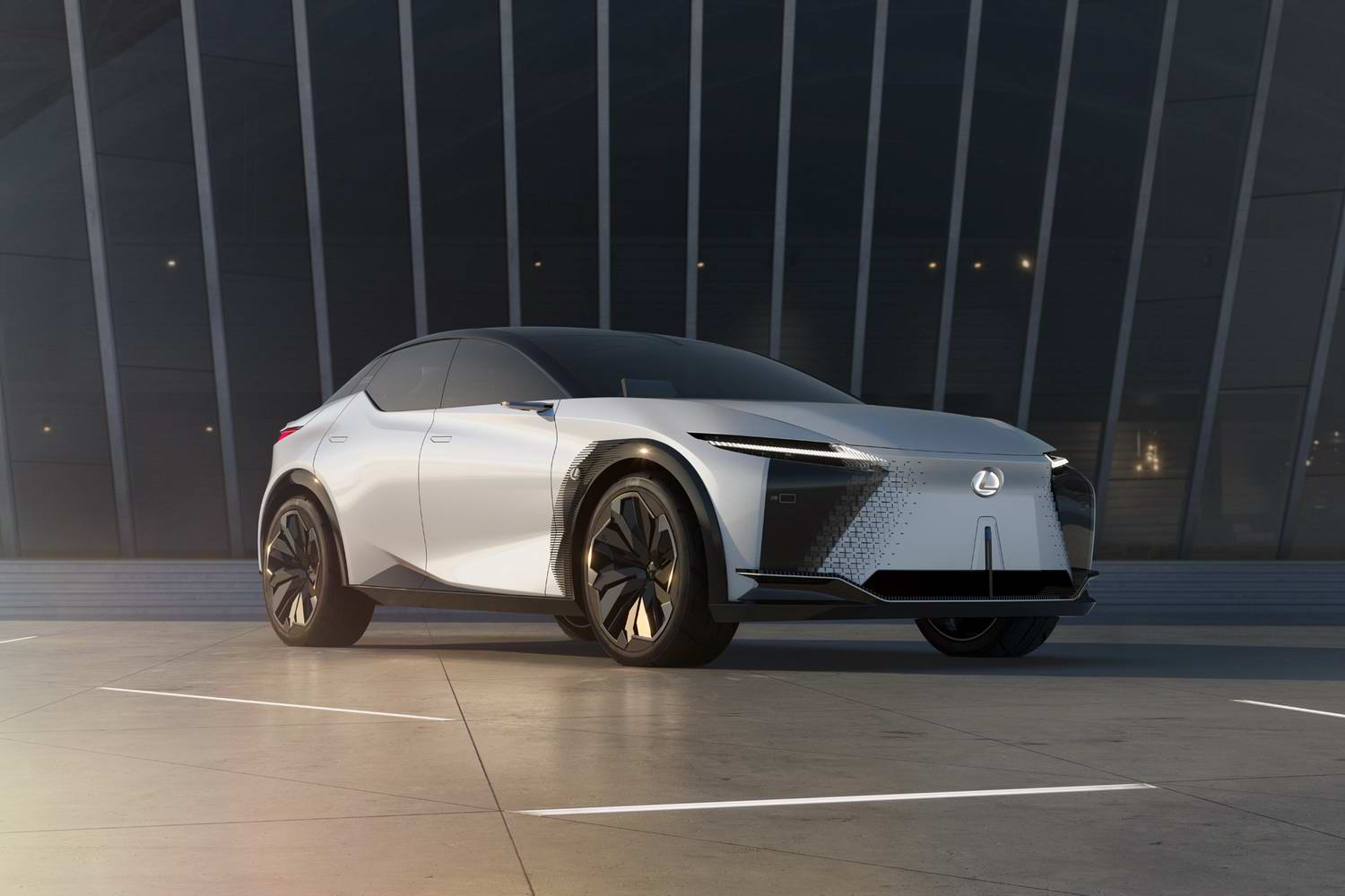 Car News | Lexus LF-Z is electric concept for the future | CompleteCar.ie