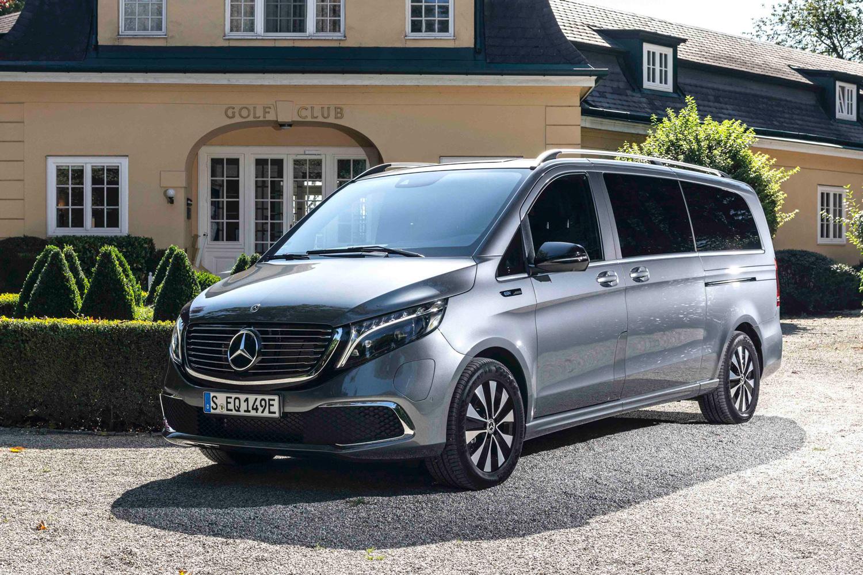 Car News | Mercedes-Benz EQV MPV arrives in Ireland | CompleteCar.ie