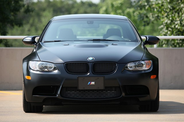 Car News | New matt black BMW M3 | CompleteCar.ie