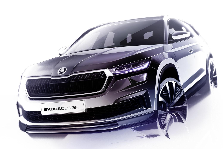Car News | Skoda Kodiaq update | CompleteCar.ie
