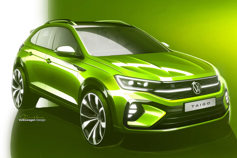 Car News | Volkswagen Taigo crossover on the way | CompleteCar.ie
