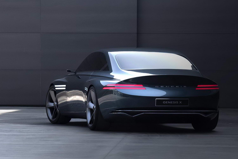 Car News | Hyundai shows off Genesis X concept | CompleteCar.ie