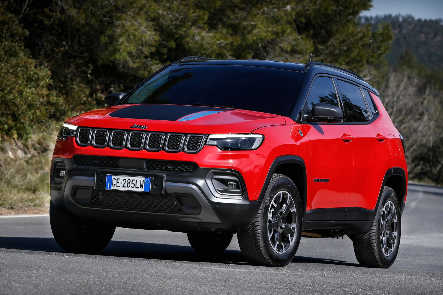 Car News | Updated Jeep Compass gets new interior | CompleteCar.ie