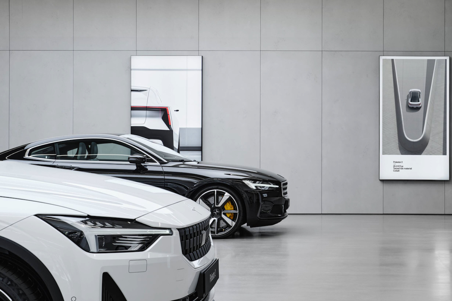 Polestar climate-neutral cars