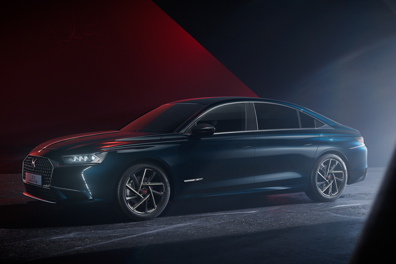 Car News | DS 9 saloon arrives in September | CompleteCar.ie
