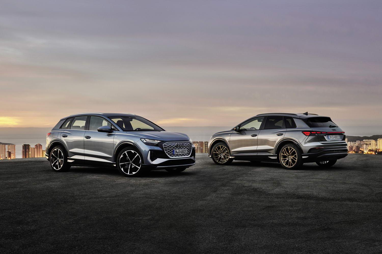 Car News | Audi Q4 e-tron for Irish market | CompleteCar.ie