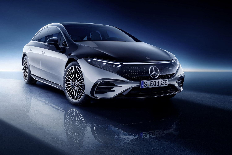 Car News | High-tech Mercedes EQS gets 770km electric range | CompleteCar.ie