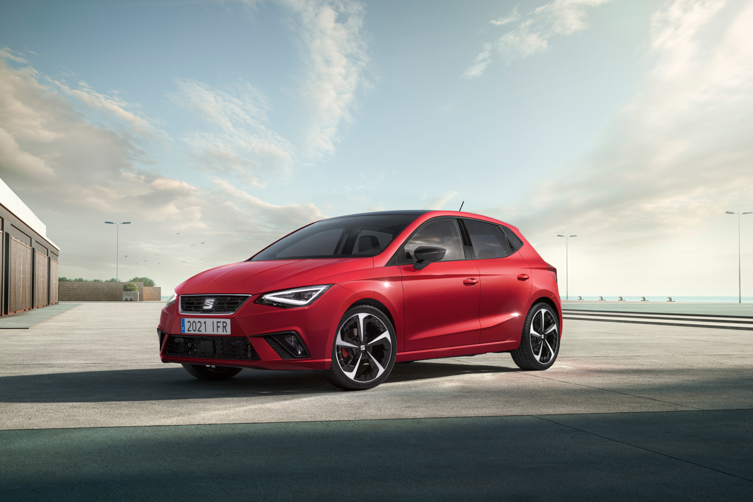 Car News | SEAT updates the Ibiza hatch | CompleteCar.ie