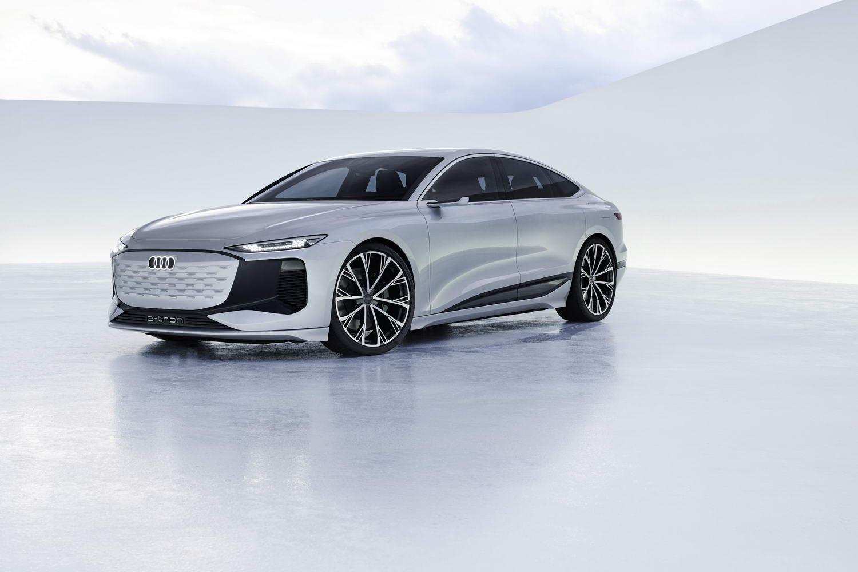 Car News | Future electric Audi A6 e-tron previewed | CompleteCar.ie